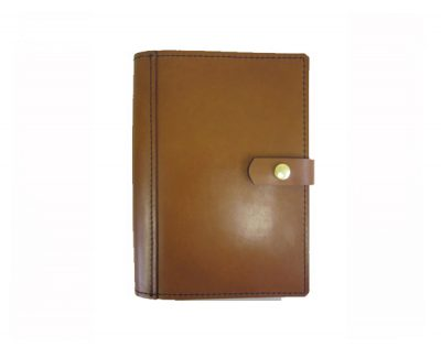 A5 Leather Diary Cover Blank