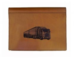 Truck Log Book Cover kenworth aerodyne