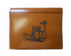 Truck LogBook leatherCover