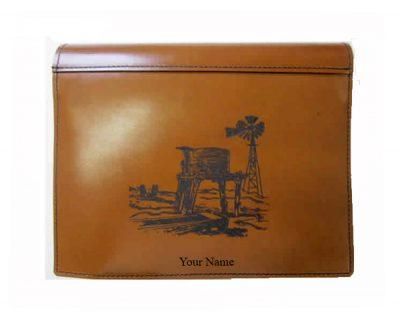 Truck LogBook leather Cover