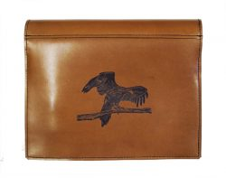 Truck Log Book Cover Eagle