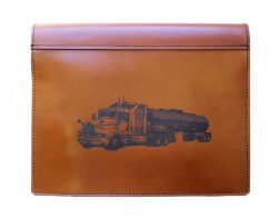 Kenworth Truck Log Book