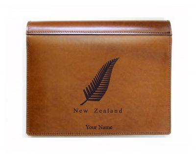 New Zealand Log Book