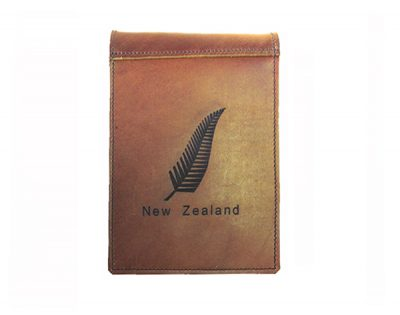 New Zealand truck log book cover