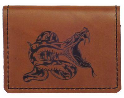 underhide leather credit card h