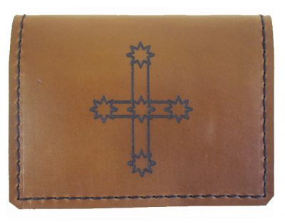 underhide leather credit card h