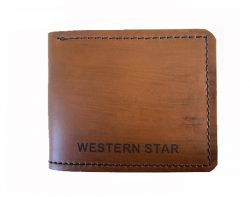 wallet handmade leather
