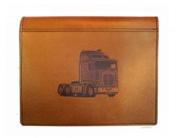 Truck Log Book Cover Kenworth K200