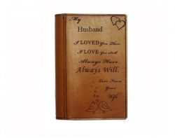 A5 Diary A Poem to My Husband