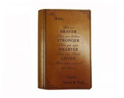 A5 Diary Leather Journal cover refillable
