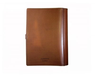 A4 leather Dairy cover
