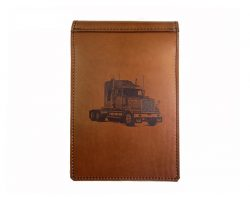 NEW ZEALAND TRUCK LOGBOOK WESTERN STAR